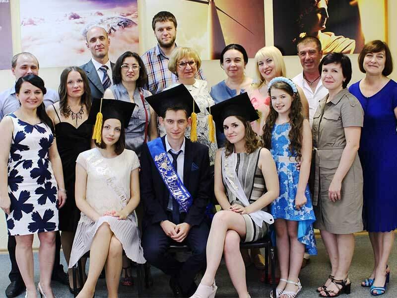 Открытие Российско-Британской школы